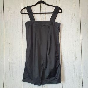 French Connection Black Sleeveless LBD Dress